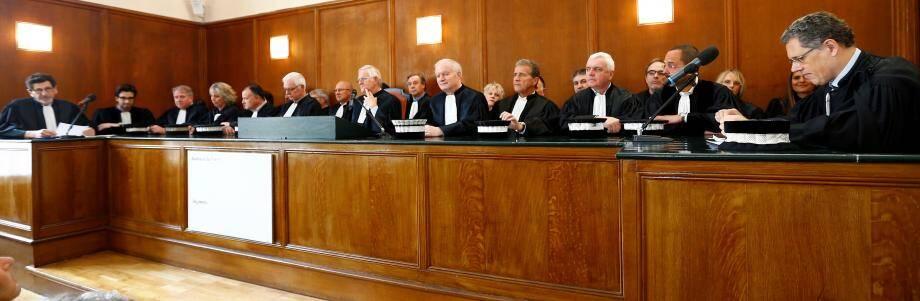 Le président Pierre Cousin exhorte une nouvelle fois les entreprises en difficulté à opter pour une conciliation auprès du tribunal de commerce avant d'aboutir à un état de cessation de paiements.