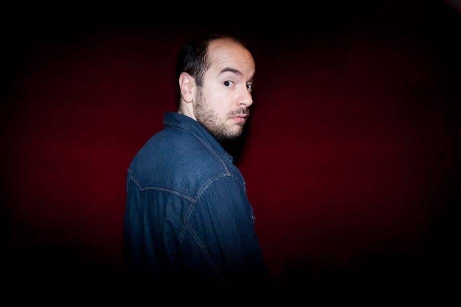 L'auteur de la série « Bref. » sera sur la scène du théâtre de la Cité vendredi, samedi et dimanche avec son nouveau one-man show « Pulsions ». (DR)