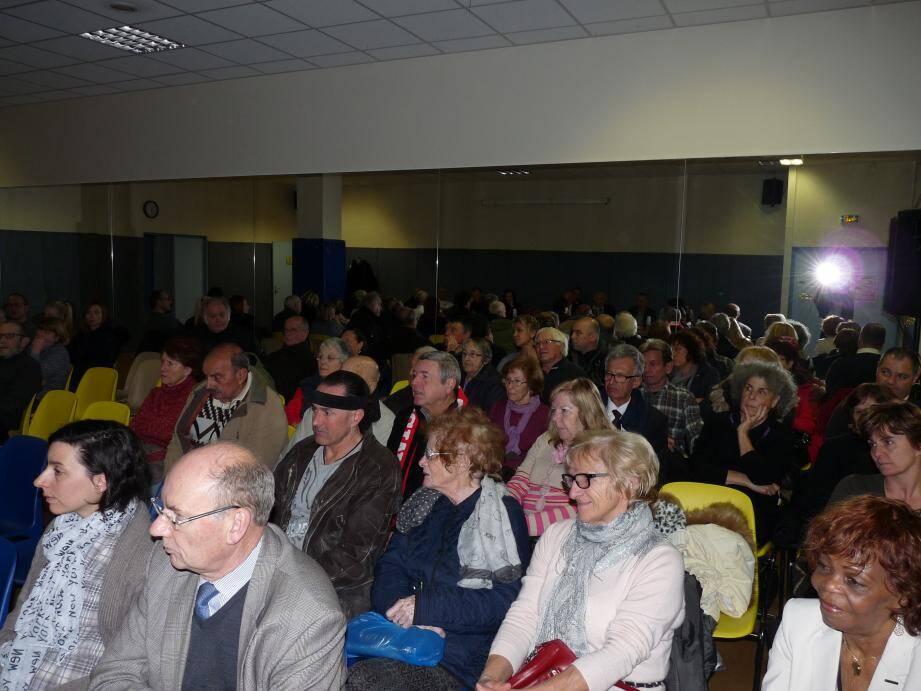 De nombreux riverains ont assisté à l'assemblée générale du comité de quartier Codei-Mad Sup, dont les débats ont porté sur les eaux capricieuses du Magnan…