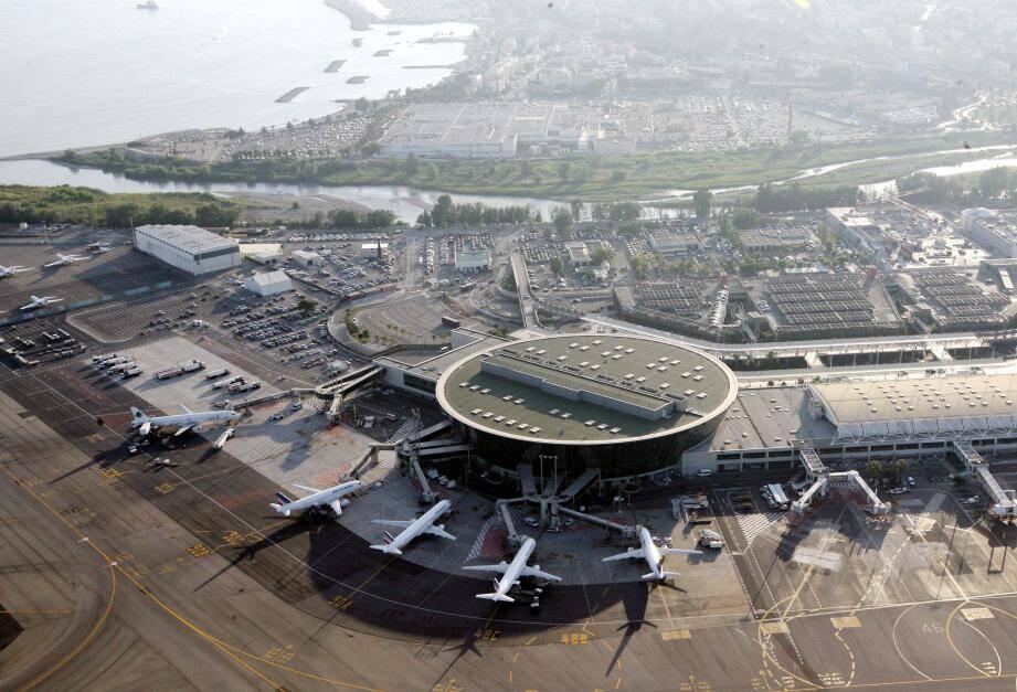 L'aéroport Nice - Côte d'Azur (image d'illustration).