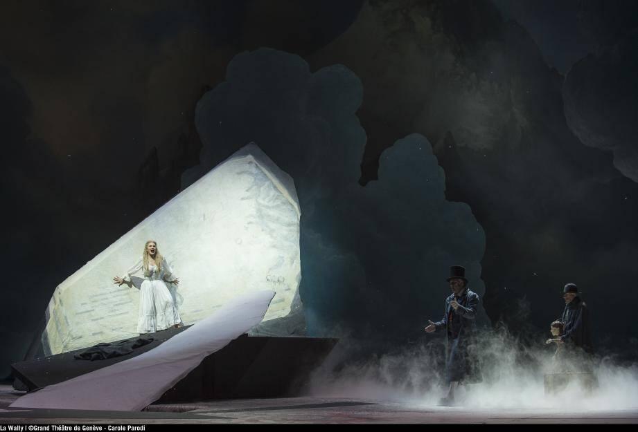 On a enfin découvert cet opéra dont on avait tant entendu parler et qu'on n'avait jamais vu.(DR)