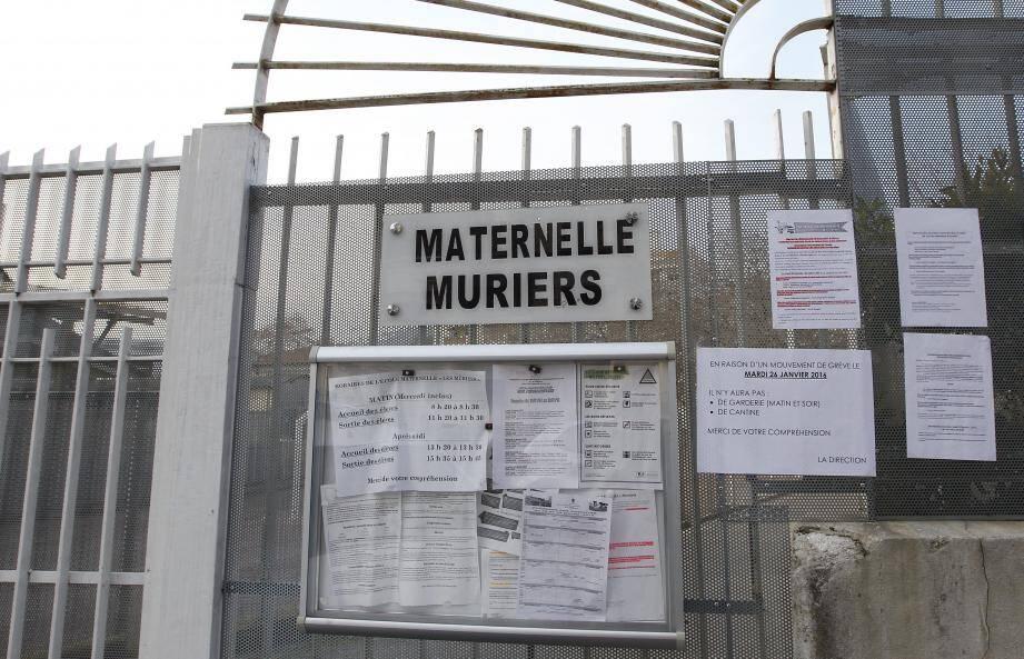 L'école maternelle Ariane-Mûriers rouvrira ses portes demain matin, en présence des forces de l'ordre et du recteur. Une cellule psychologique sera mise en place.