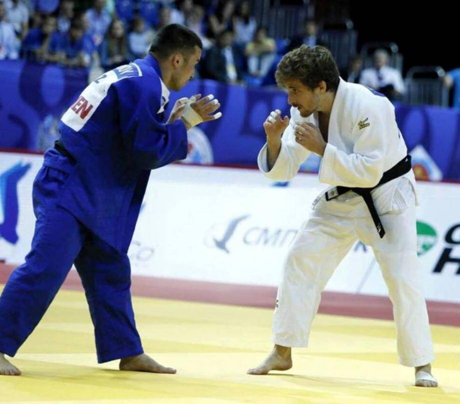 Le Monégasque Yann Siccardi, qui termine à la 4e place de ce tournoi, espère se qualifier pour les Jeux Olympiques de Rio.(DR)