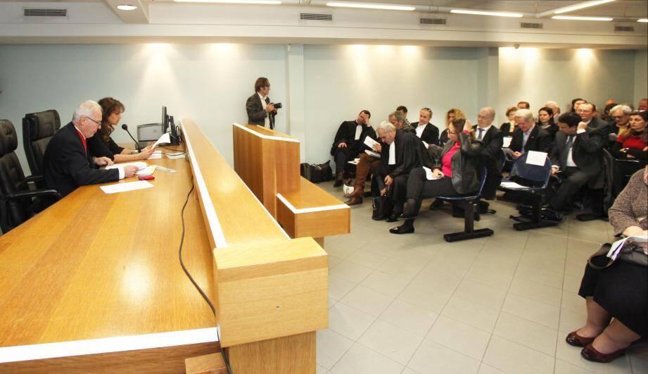L'audience solennelle de rentrée du Conseil des Prud'hommes a été présidée, hier après-midi, par  Yves Rosolin, le vice-président.