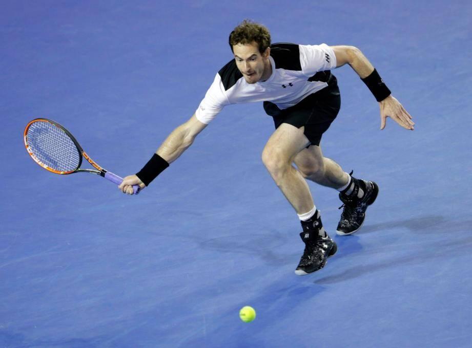 Andy Murray a été poussé en 5 sets par l'inusable Raonic.