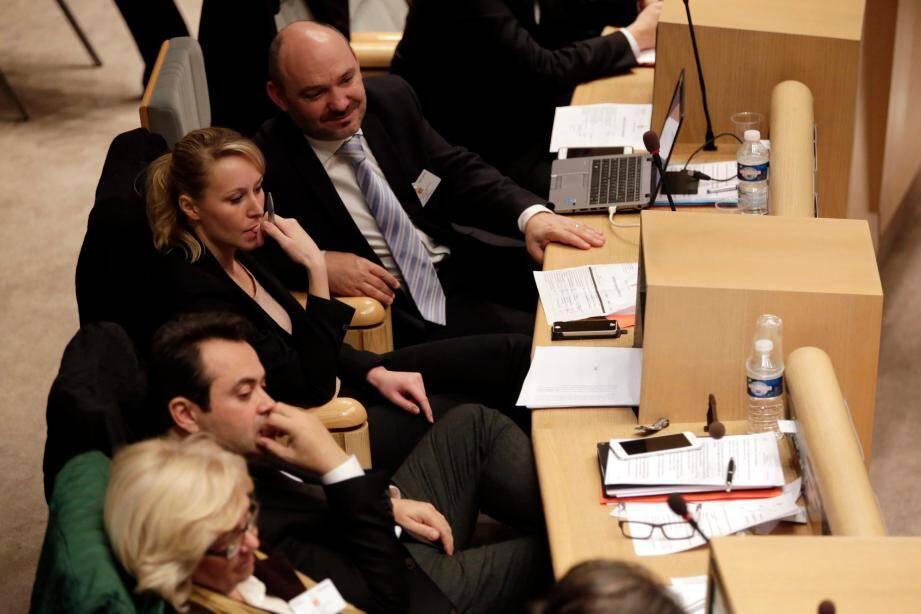 Aux yeux de Marion Maréchal-Le Pen, « c'est une mascarade ».