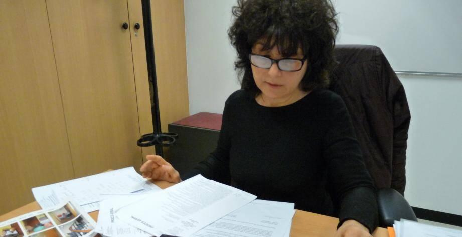 Chantal Fontanesi est la présidente de l'association Justice pour les Animaux.