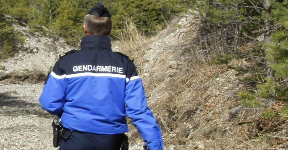 Un gendarme (image d'illustration)