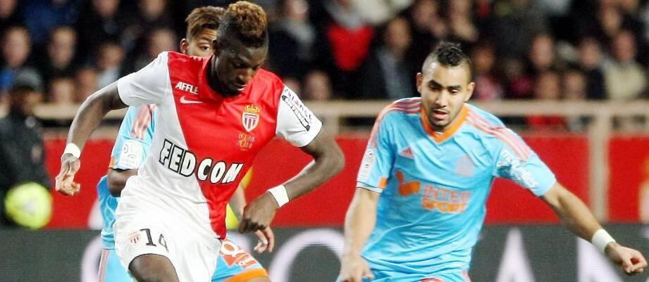 Bakayoko finalement titulaire à Lorient.