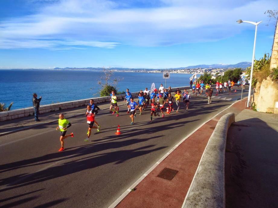 Un cadre exceptionnel pour cette traditionnelle course du Soleil qui reliera demain Nice à Monaco.