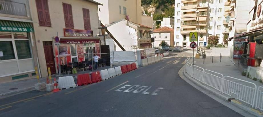 Ce restaurant de Nice-Nord a été ravagé par les flammes dans la nuit de jeudi à vendredi.