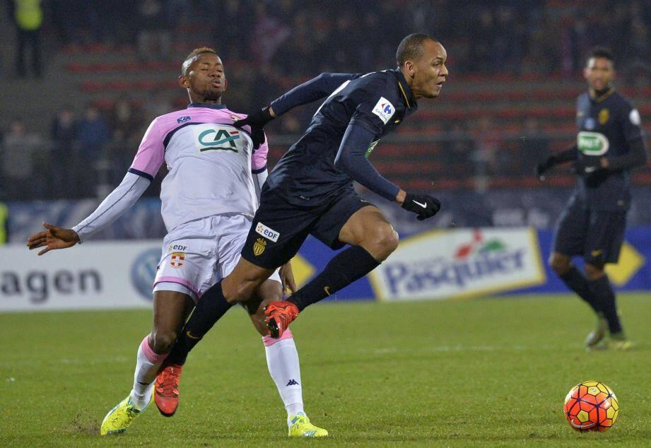 Vainqueur de l'ETG ce mercredi (2-1), les hommes de Leonardo Jardim affronteront Sochaux, club de ligue 2.