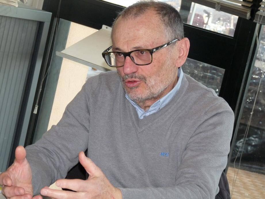 Daniel Alberti veut dynamiser son village et moderniser ses installations.