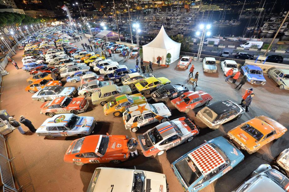 Les voitures qui ont fait les grandes heures du Rallye Monte-Carlo s'élancent des quatre coins d'Europe à partir de ce soir pour l'Historique. Ces bolides de légende seront en Principauté samedi vers 14 heures.