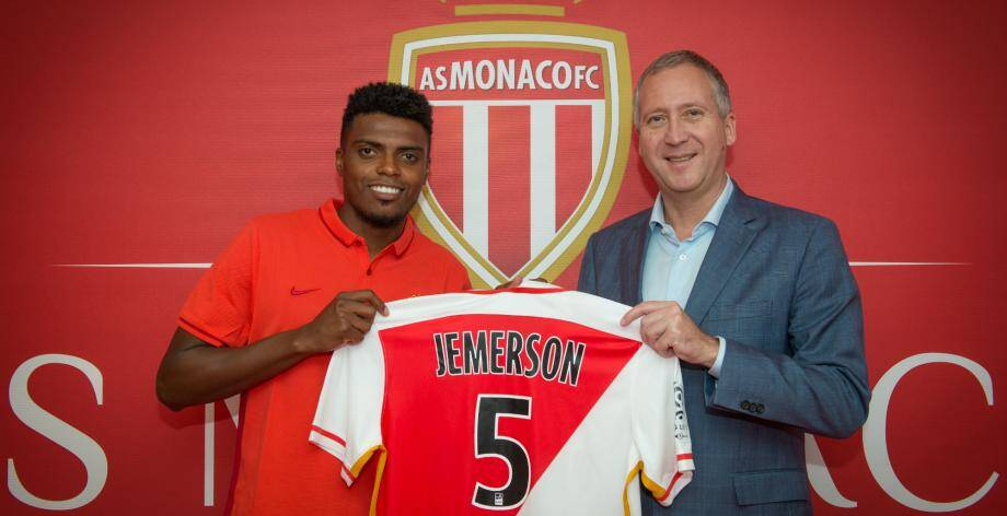 Jemerson débarque à l'AS Monaco