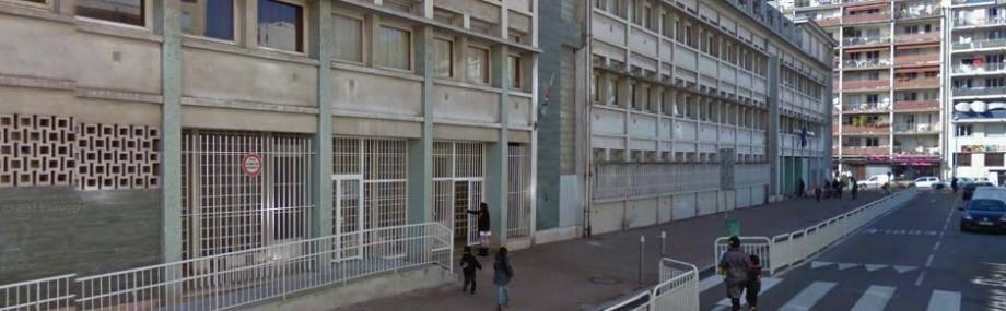 L'école maternelle des Mûriers à l'Ariane