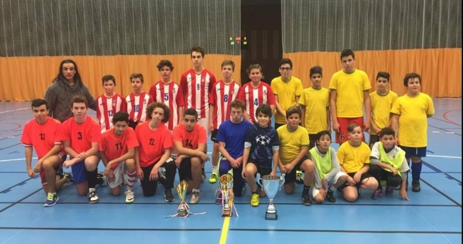 Les jeunes de l'Académie de futsal du club monégasque ont offert un spectacle de qualité et montré leur talent à l'occasion de ce tournoi.