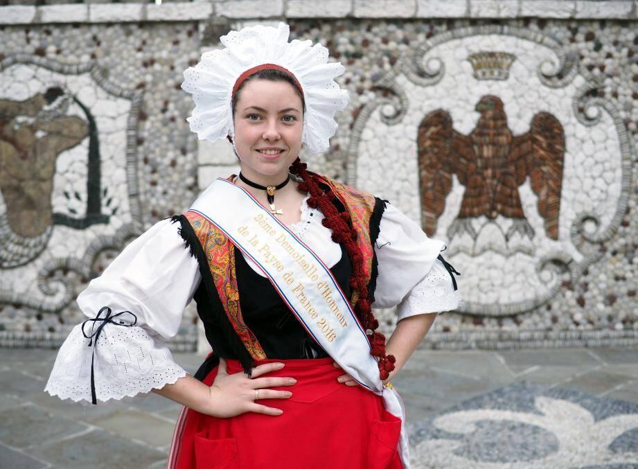 Marie Gagliolo, plus jolie et moins commère que Tanta Vitourina, mais aussi attachée à la culture nissarde.