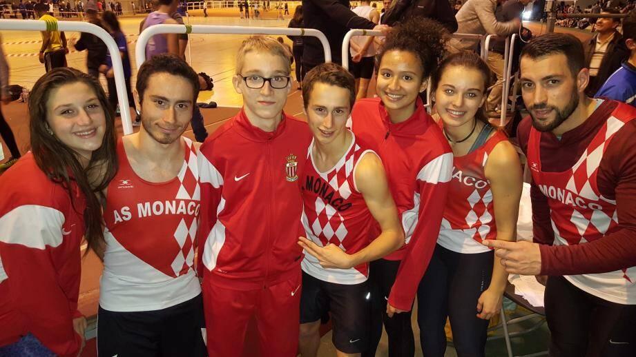 Les sept athlètes de l'ASM présents à Montpellier obtiennent d'excellents résultats et confirment leurs progrès.