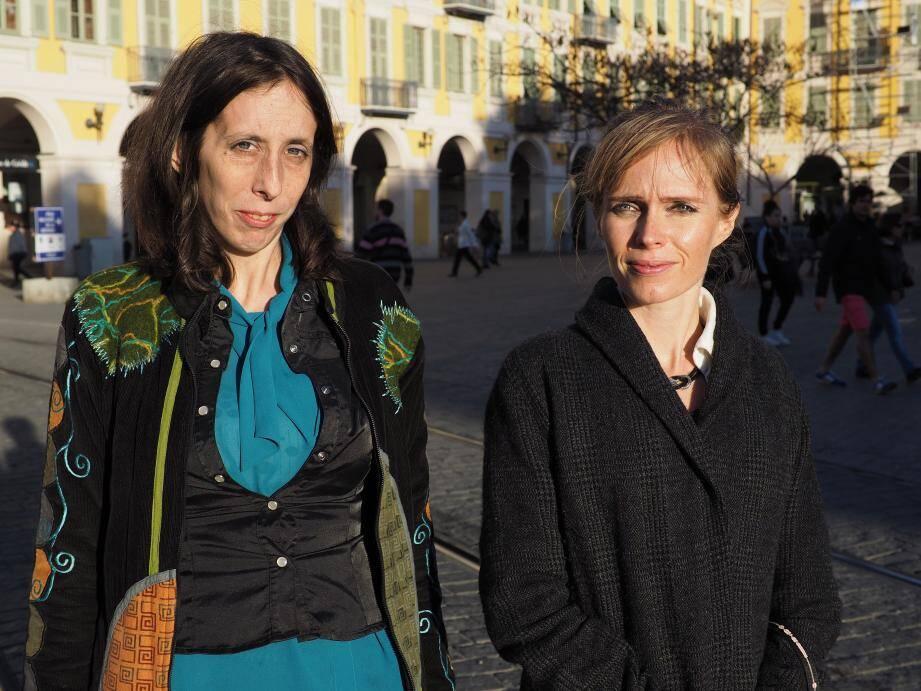 Pour Nadège Bonfils et Séverine Tessier, la démocratie actuelle doit être repensée.