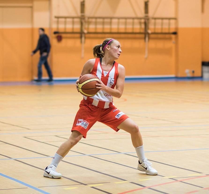 Coralie Magoni réalise une performance exceptionnelle contre Montpellier en inscrivant 37 points.