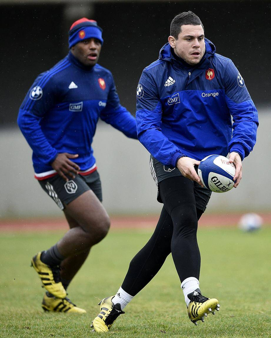 Emmenée par son capitaine Guilhem Guirado, l'équipe de France ne sera pas favorite face aux Irlandais. Mais elle ne manquera pas d'ambitions.