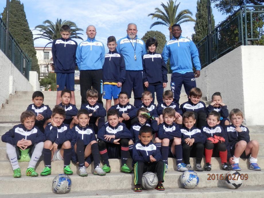 Vingt-huit jeunes ont participé au stage hivernal proposé par le Football club villefranchois.
