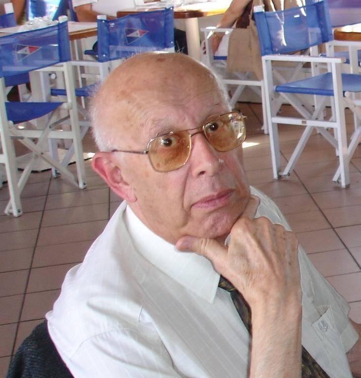Jacques Foucher avait fêté ses 90 ans entouré de ses proches.(DR)