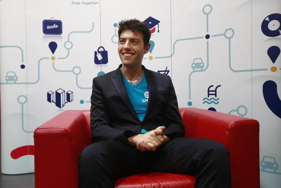 Thomas Cote : un jeune entrepreneur qui voit loin pour Wever.