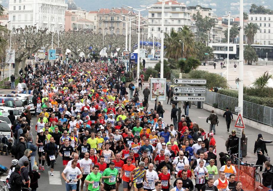 Marée humaine prévue à Cannes dimanche...