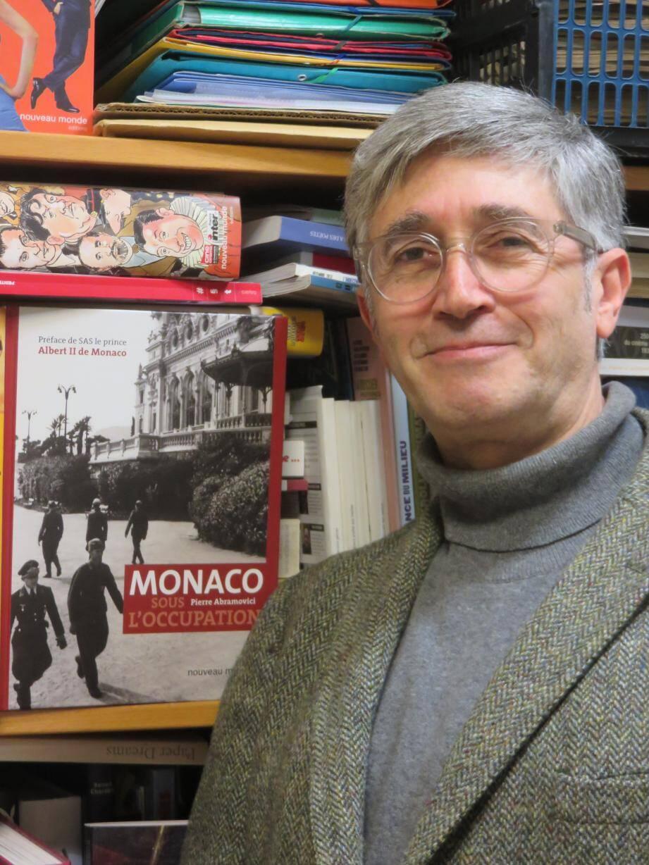 L'écrivain journaliste donnera une conférence ce lundi 22 février au théâtre des Variétés.(DR)
