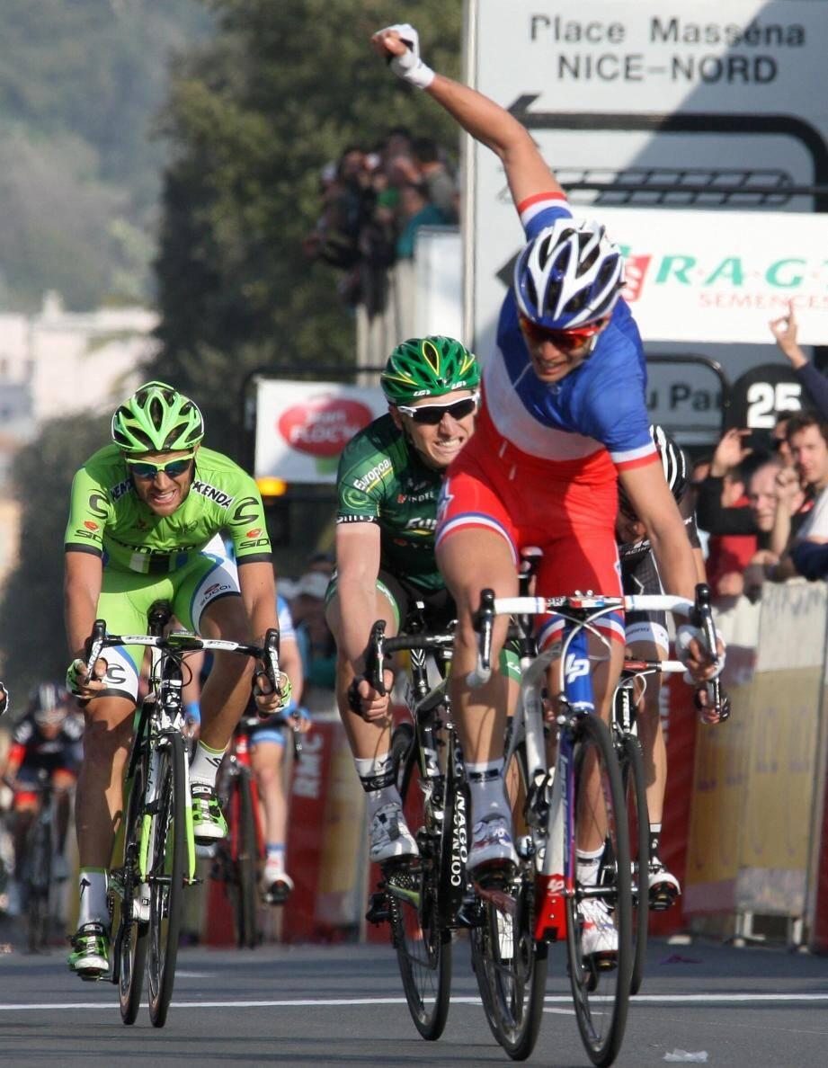 L'ancien champion de France 2014 remet les compteurs à zéro.