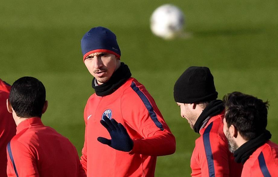 Après l'épisode Chelsea, Zlatan et le PSG restent mobilisés.