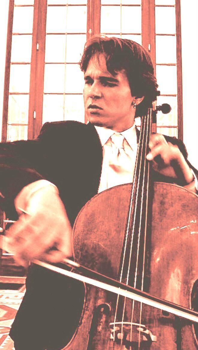 Dimitri Maslennikov fait partie du trio présent dimanche.