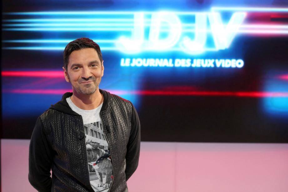 Fred Moulin, porte-parole du jeu vidéo depuis 10 ans sur Canal+.