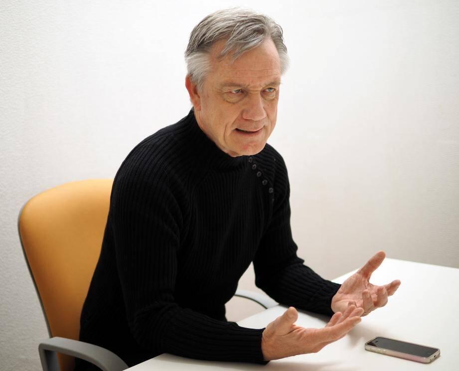 Patrick Mottard : « Mon objectif est que le PRG devienne la 2e force de gauche dans le 06. »