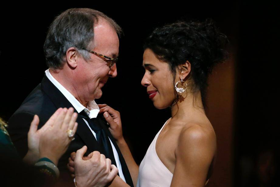 Le film de Philippe Faucon met à l'écran la jeune actrice Zita Hanrot, récompensée par le César du meilleur espoir féminin.