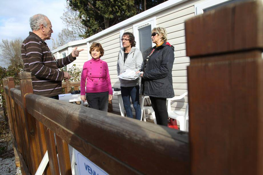 Les propriétaires des campings de la Brague demandent une réunion d'urgence avec les représentants de la préfecture, le procureur de la République et la mairie.