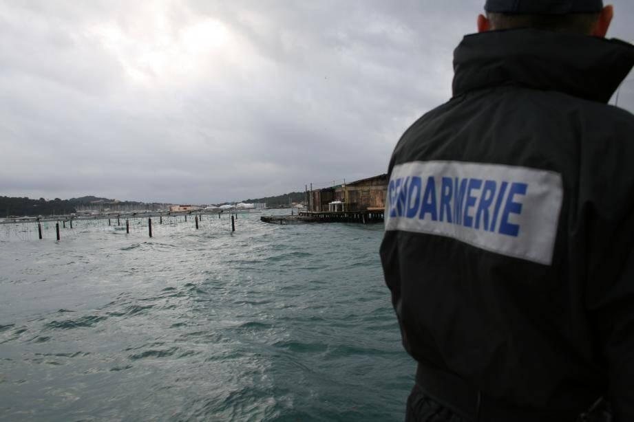 La gendarmerie maritime se voit renforcée à Hyères