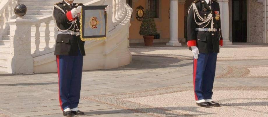 Des carabiniers du Prince (image d'illustration)