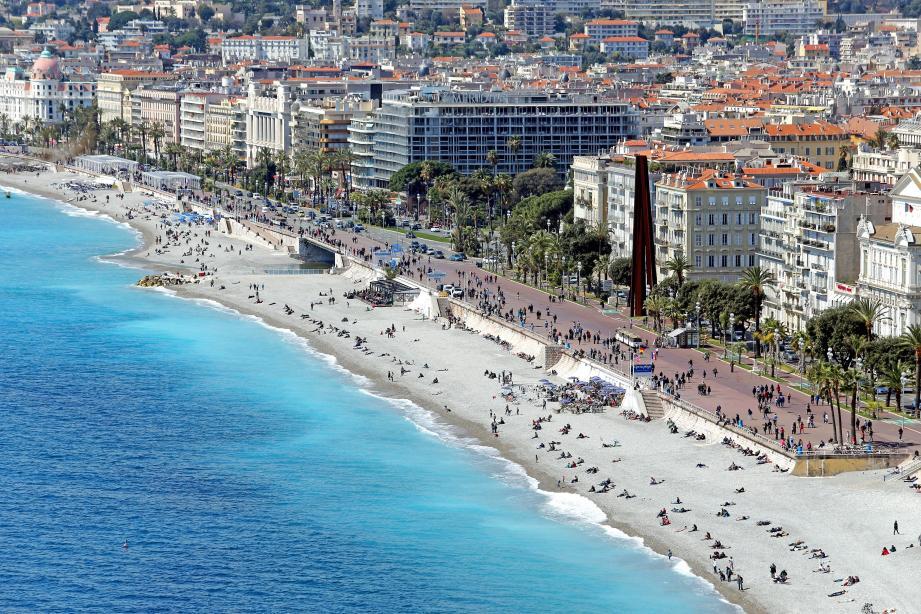 La promenade des Anglais, à Nice (image d'illustration)