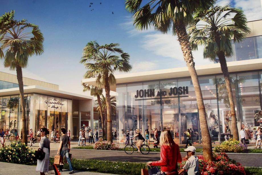 Le mutiplexe Pathé sera inauguré mi-avril dans le centre commercial L'Avenue 83 de La Valette.
