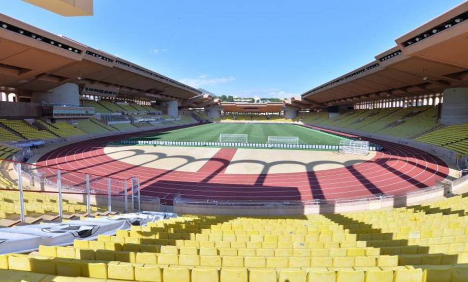 Le stade Louis-II de Monaco (image d'illustration)
