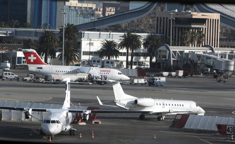 L'aéroport de Nice (image d'illustration).