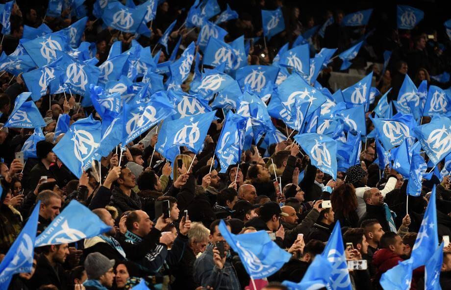 Des supporters Marseillais (image d'illustration).