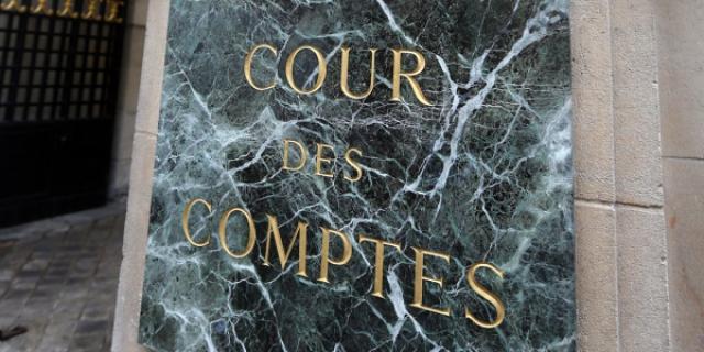 L'entrée de la Cour des comptes (image d'illustration)
