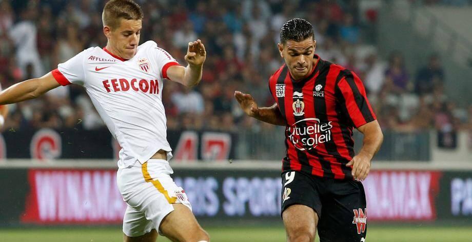 L'AS Monaco affrontera l'OGC Nice ce samedi.