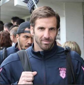 Gonzalo Quesada, manager du Stade Français