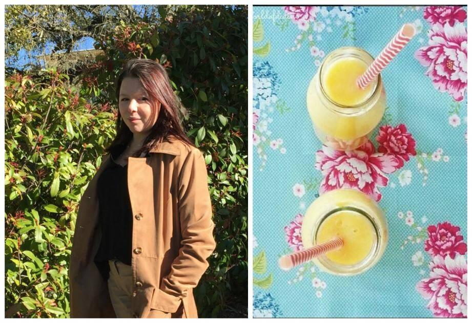 La blogueuse s'est fait connaître avec ses photos acidulées.
