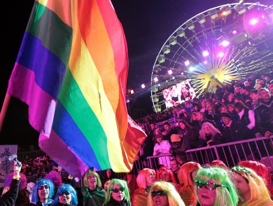 Queernaval: parade gay pour gais lurons.